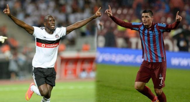 Trabzon-Beşiktaş maçından notlar