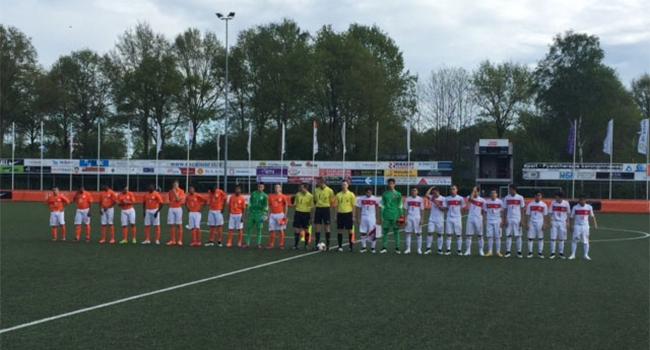 Türkiye-Hollanda 12. randevuda