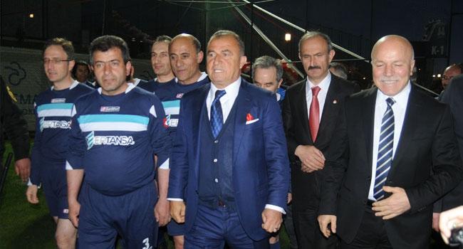 Fatih Terim Erzurum'da