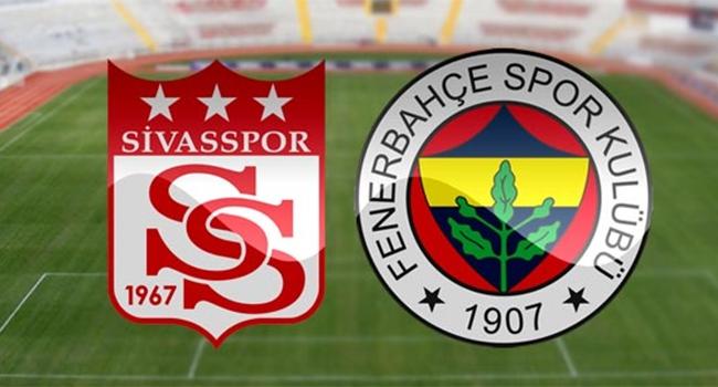 Sivasspor Fenerbahçe karşısında