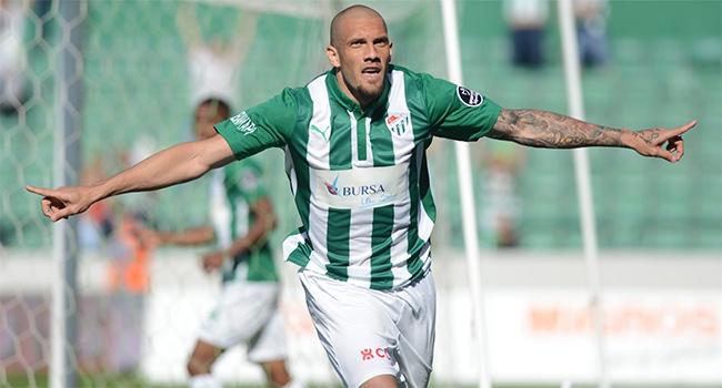 Gol kralı Fernandao!