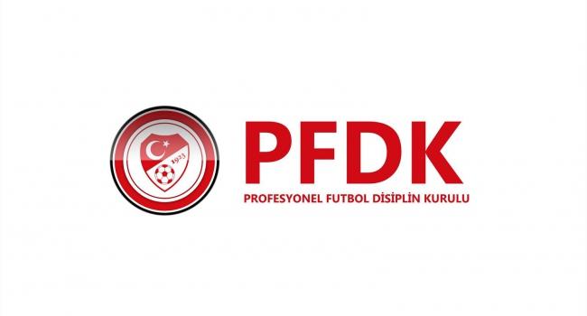 PFDK F.Bahçe'ye cezayı kesti