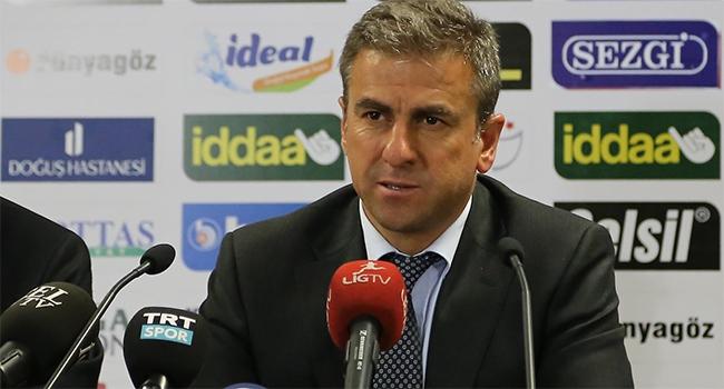 Hamzaoğlu'ndan Bursaspor açıklaması