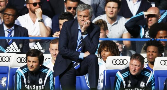 """""""Kupa beyi"""" Jose Mourinho"""
