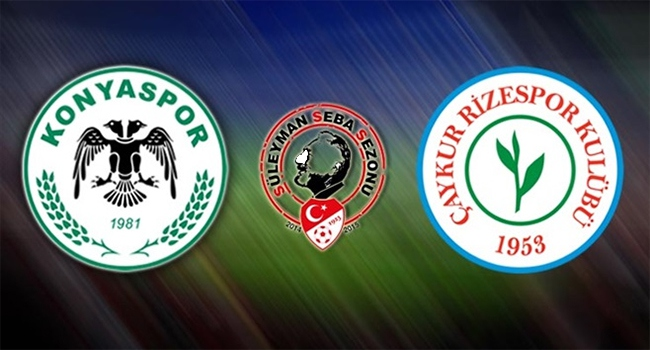Torku Konyaspor-Çaykur Rizespor