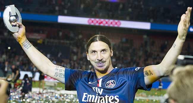 İbrahimoviç'li PSG şampiyon