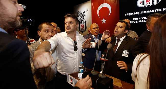 Beşiktaş Mali Kurulu'nda şok ölüm!