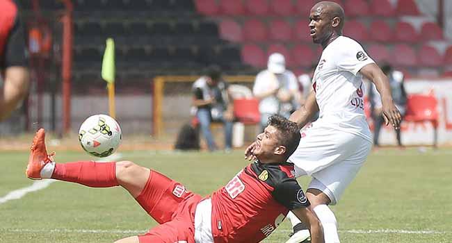 Gaziantep'te 5 gol, 1 kırmızı