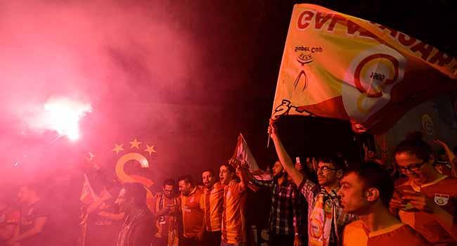 Galatasaray'da derbi coşkusu