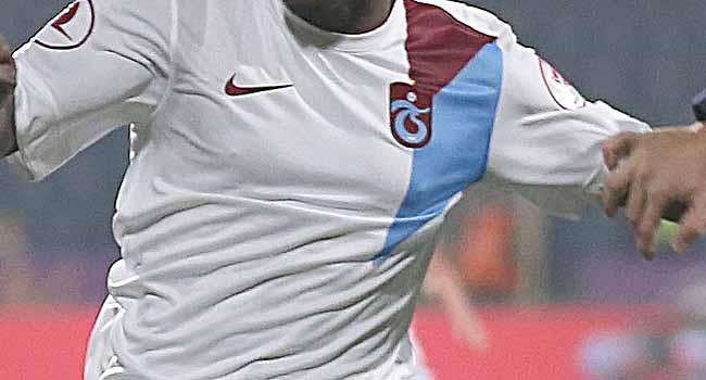 Trabzonspor'dan ayrıldı