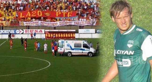 ŞOK! Gomez maçta hayatını kaybetti!