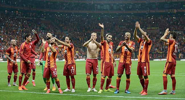 Şampiyon İstanbul'da!