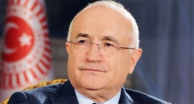 TBMM Başkanı Galatasaray'ı kutladı