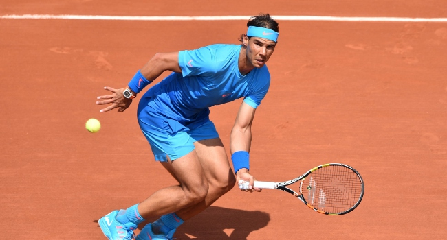 Son şampiyon Nadal 2. turda