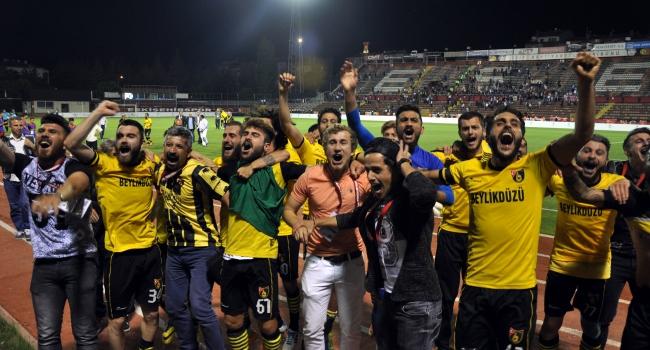 İstanbulspor 5 sezon sonra 2. Lig'de