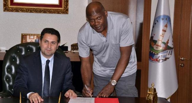 Tokat Belediye'ye Kübalı antrenör!