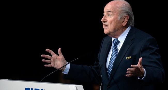 """""""FIFA'da hiçbir şey değişmedi"""""""