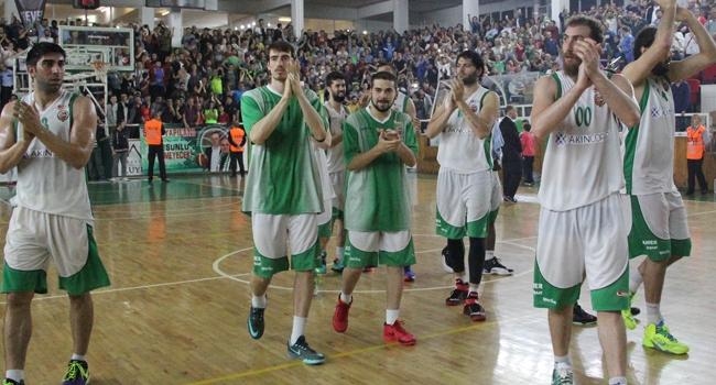 Türkiye Basketbol 2. Ligi play-off