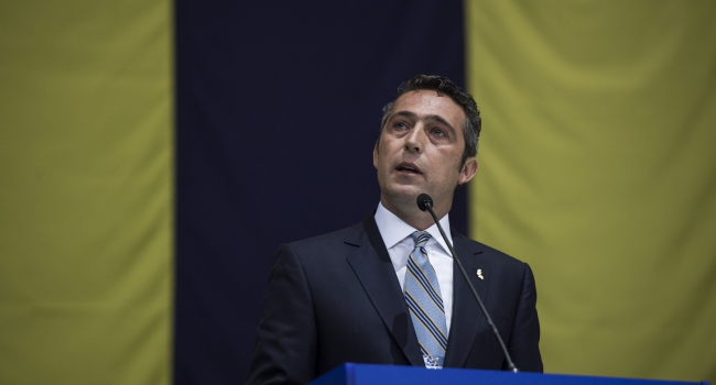 ''Ali Koç başkan Fenerbahçe şampiyon''