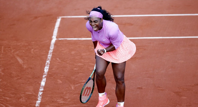 Serena Williams zor kazandı!