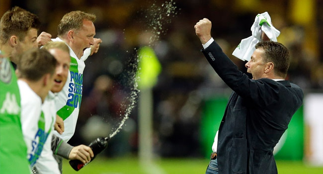 Wolfsburg'dan tarihi başarı!