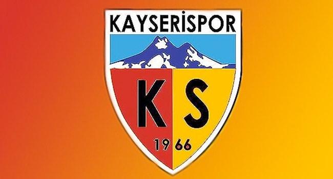 Kayserispor'dan Bursaspor'a teşekkür