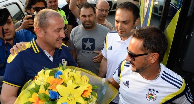 Fenerbahçe Düzce'de