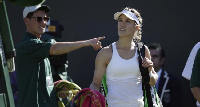 Wimbledon'da sürpriz sonuçlar