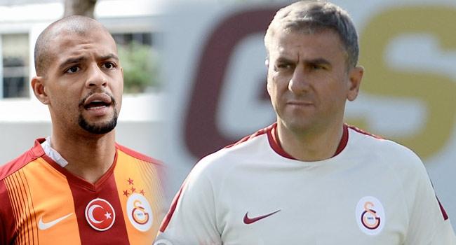 Hamzaoğlu: Melo ayrılmak istiyor