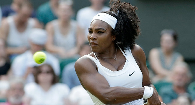 Wimbledon'da Williams kardeşler 3. turda