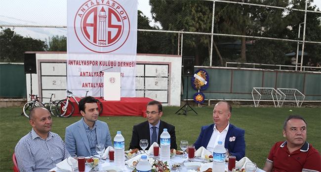 Antalyaspor 49 yaşında