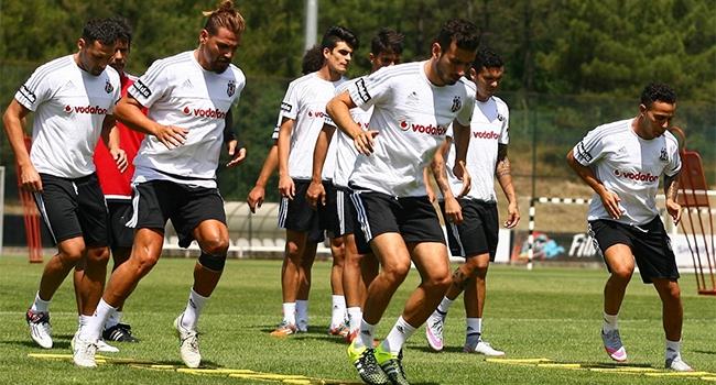 Beşiktaş'ta sakat futbolcuların durumu