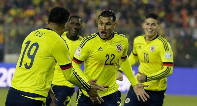 Kolombiya defans oyuncusu Jason Murillo