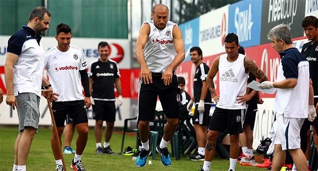 Beşiktaş Almanya yolcusu!