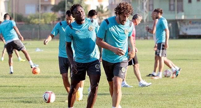 Albimo Alanyaspor'dan yeni sezon hazırlığı