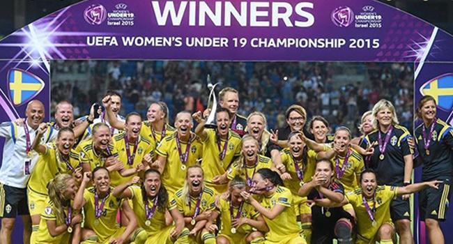Şampiyon İsveç