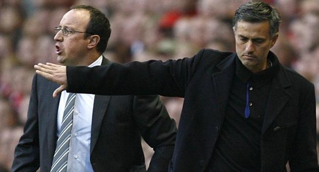 Mourinho'dan Benitez'e eleştiri