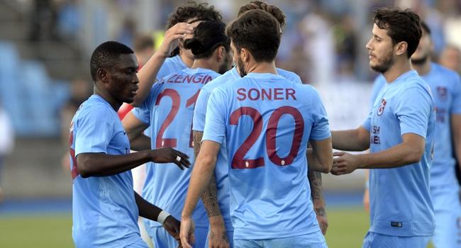 Trabzonspor, Rabotnicki deplasmanında