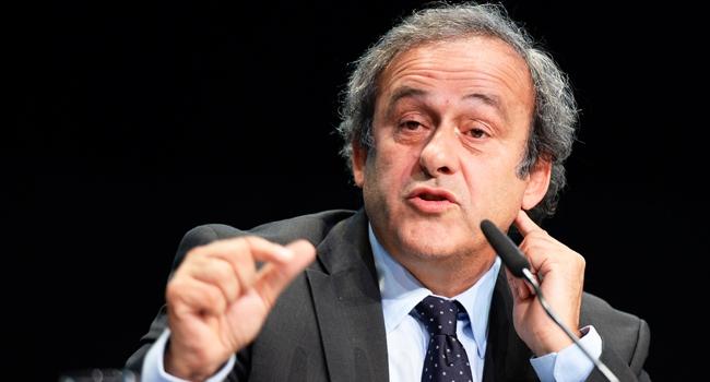 UEFA İcra Kurulu'ndan Platini'ye destek