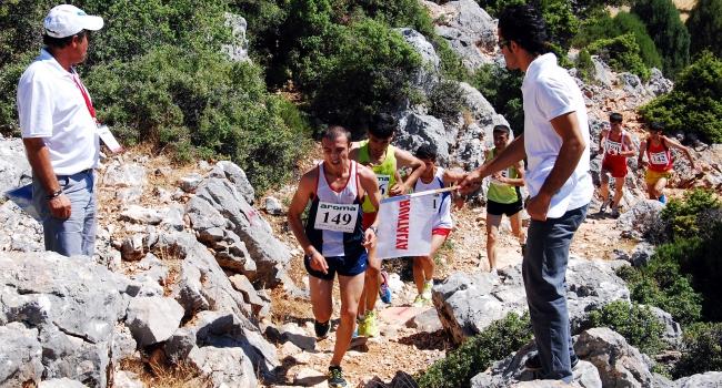 Akseki'de Dağ Koşusu heyecanı