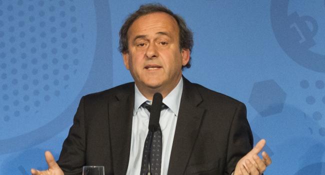 Prens'den Platini'ye eleştiri