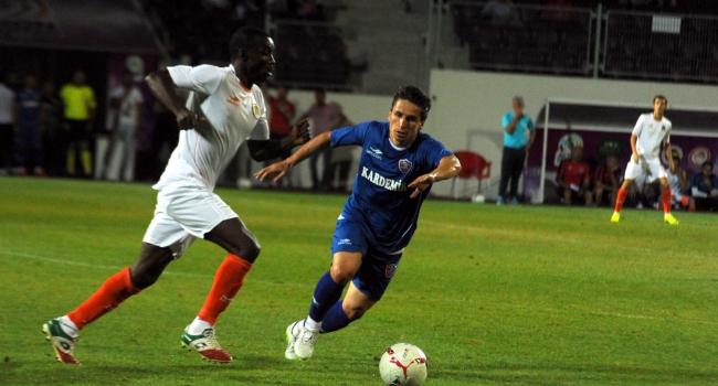 Karabük, Alanya'yı tek golle devirdi