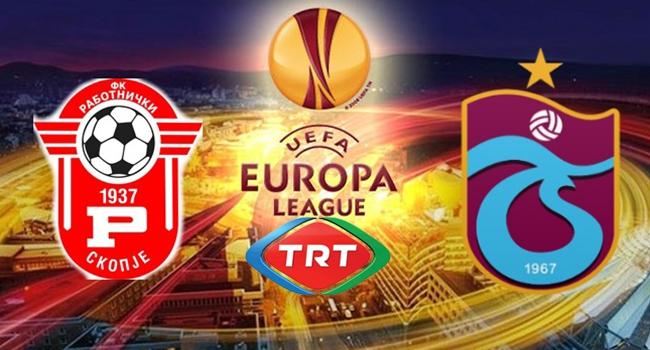 CANLI   Rabotnick-Trabzonspor