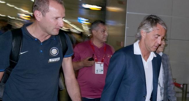 Inter İstanbul'da