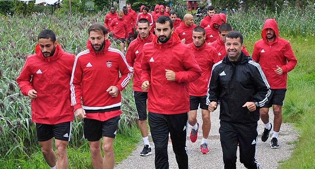 Gaziantepspor'dan transfer açıklaması