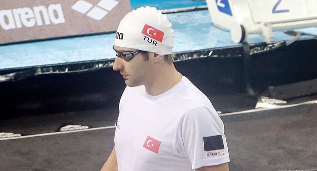 Milli yüzücü olimpiyat biletini kaptı