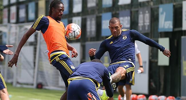 Fenerbahçe'de Shakhtar mesaisi