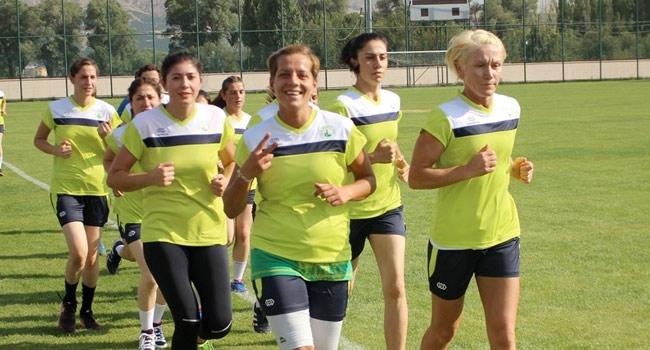 Sivas Belediyespor'da yeni sezon hazırlığı