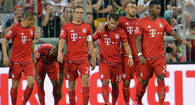 Real'in rakibi Bayern Münih
