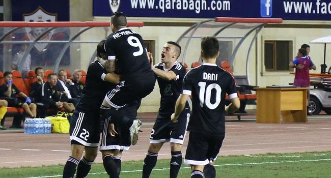 Karabağ'da büyük sevinç!